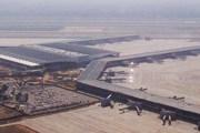 Новый терминал аэропорта Дели // wikipedia.org