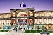 Отель разместится в здании Дворца правосудия. // lhotellerie-restauration.fr / DTACC