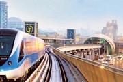 Дубайское метро // gulfnews.com