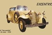 Отдельная коллекция музея посвящена экстравагантным автомобилям. // museoautomovilmalaga.com