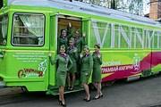 Пассажиров будут обслуживать проводницы-экскурсоводы. // vinnitsa.info