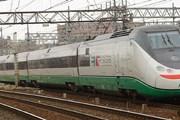 Высокоскоростной поезд итальянских железных дорог // Railfaneurope.net