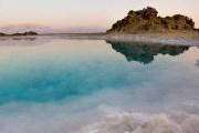 Уровень воды в Мертвом море снизился на 16 сантиметров за месяц. // iStockphoto