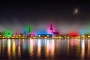 Фестиваль света - один из самых интересных праздников Риги. // formyself.lv