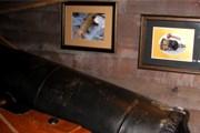 В музее можно увидеть предметы, найденные на затонувших кораблях. // alldeepblue.com