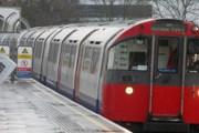 Поезд лондонского метро // Travel.ru