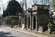 Кладбище Père-Lachaise в Париже // travelpod.com
