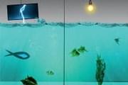 Электрические щитки могут стать экскурсионным объектом. // fortumkampanj.se
