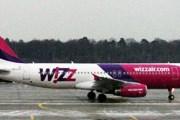 Самолет авиакомпании Wizzair // Travel.ru