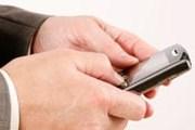 Код для входа в туалет присылается при помощи SMS. // iStockphoto