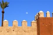 Экзотика Марокко манит туристов. // Wikipedia
