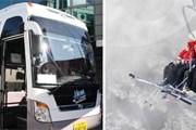 Автобус бесплатно доставит туристов из Сеула на курорт Ёнпхён. // visitkorea.or.kr