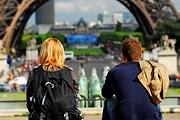 Франция остается самым популярным туристическим направлением. // Istockphoto