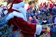 Все желающие смогут встретить Санта-Клауса. // annecy-ville.fr