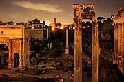 Туристы увидят достопримечательности Рима по-новому. // przewodnik.onet.pl / flickr.com / marfis75