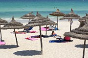 На пляжах Туниса все спокойно. // iStockphoto