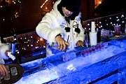 Ледяной бар открыт каждый день. // turystyka.wp.pl / Hilton Gdańsk