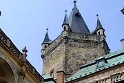 Посетить замок можно зимой. // zamekstranov.cz