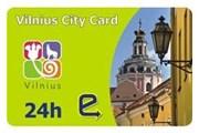Теперь карта бывает трех видов. // vilnius-tourism.lt