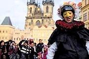 Карнавалы пройдут по всей Чехии. // praha.eu