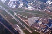 Перекрещивающиеся ВПП аэропорта Внуково // Travel.ru