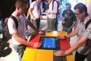 Посетители могут поиграть в редкие компьютерные игры. // computerspielemuseum.de