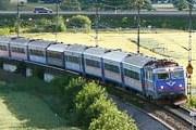 Поезд шведских железных дорог // flickr.com