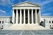 К зданию Верховного суда США не пускают туристов. // pbworks.com