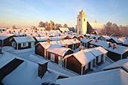 Рынок открывается в городе Йокмокк. // aurorum.se
