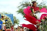 Красочный Фестиваль цветов пройдет на Мадейре. // jn.pt