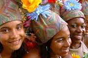 История доминиканского карнавала началась еще в колониальный период. // miamiherald.com