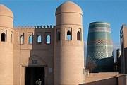 В Узбекистане - тысячи исторических и культурных памятников. // Wikipedia