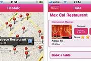 Приложение поможет найти ресторан и забронировать столик. // itunes.apple.com
