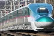 Поезд Hayabusa // jreast.co.jp