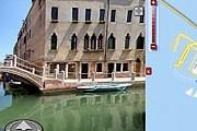 Виртуальную прогулку по венецианским каналам можно совершить в интернете. // maps.veniceconnected.it
