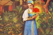 """Автор сказки """"Аленький цветочек"""" вырос в Уфе. // dreamworlds.ru"""