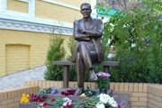 Памятник Булгакову в Киеве // mankindheritage.ru