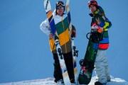 Plattières - самый первый сноупарк Трех долин. // snowpark-meribel.com
