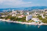 Сочи - один из самых популярных курортов Черного моря. // sochi.irr.ru