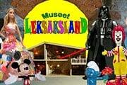 Музей вернулся в Стокгольм. // leksaksland.se