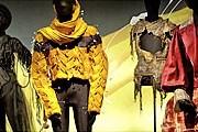На выставке собраны самые необычные костюмы. // cncs.fr