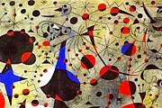 Выставка Хуана Миро - впервые за 40 лет в Париже. // art-union.com.ua