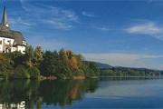 В Каринтии расположено более 1200 теплых озер. // austria.info