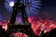 Гостей праздника ждут красочные фейерверки. // cergyrama.com