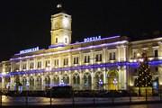 Московский вокзал в Санкт-Петербурге // Travel.ru