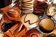 Посетители смогут попробовать лучшие сорта шоколада. // knittingpark.com