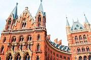 Отель занимает внушительное здание в готическом стиле. // telegraph.co.uk