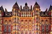 Mandarin Oriental Hyde Park предлагает пакет для поклонников королевской семьи. // mandarinoriental.com