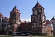 Общий вид на замок // Wikipedia