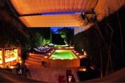 Oasis Clubhouse - отдых в стильном интерьере. // oasiscollections.com